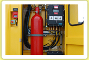 Fire Detection/Fire Suppression